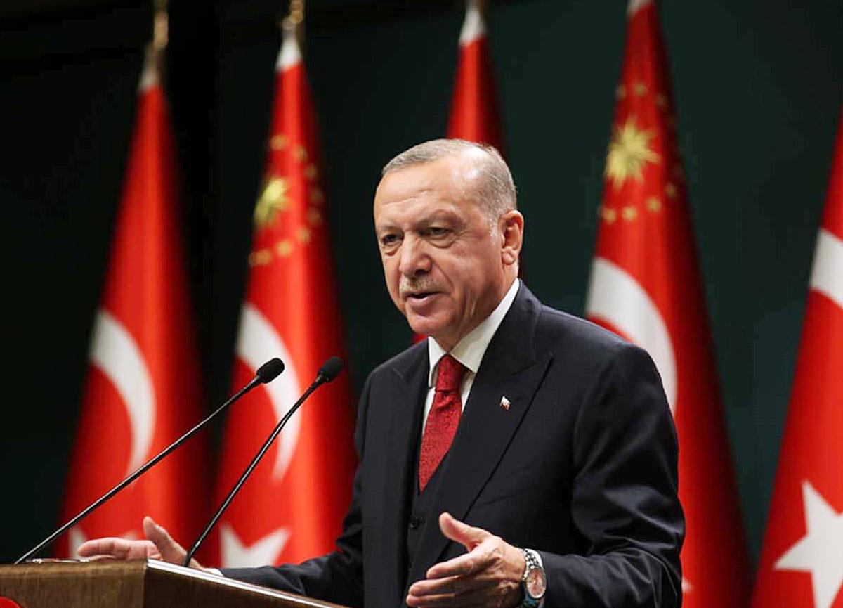 Cumhurbaşkanı Erdoğan, kabine toplantısı sonrası önemli açıklamalar yaptı