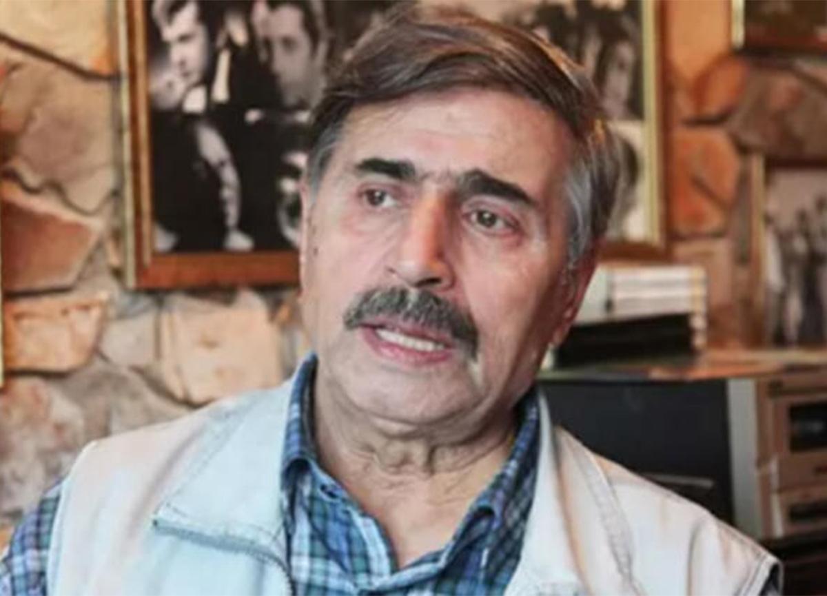 Sinema oyuncusu Mehmet Yağmur, koronavirüsten can verdi!