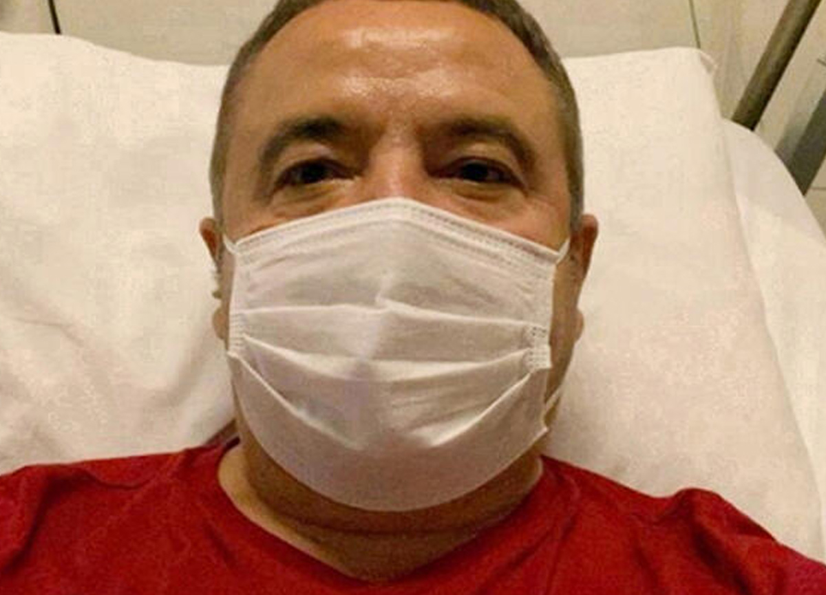 Antalya Büyükşehir Belediye Başkanı Muhittin Böcek'in sağlık durumu ciddiyetini koruyor