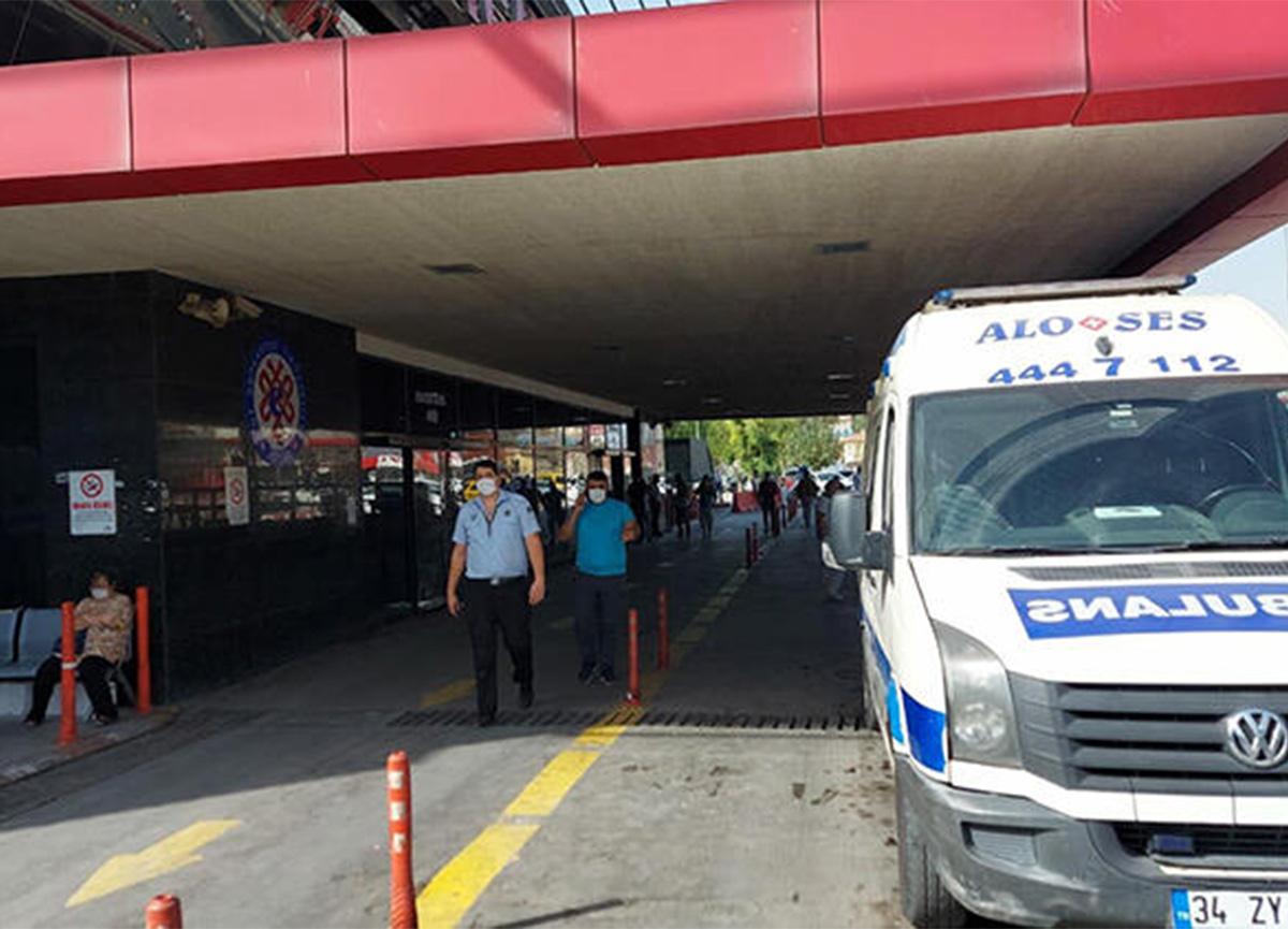 İzmir'de şok! Biri kadın 2 doktor ile polisi darp ettiler!