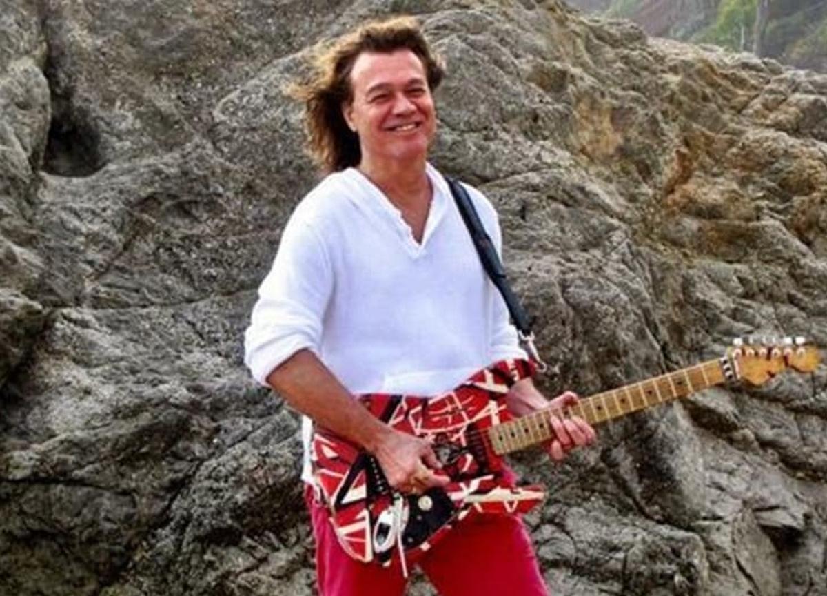 Rock müziğin ünlü gitaristlerinden Eddie Van Halen hayatını kaybetti