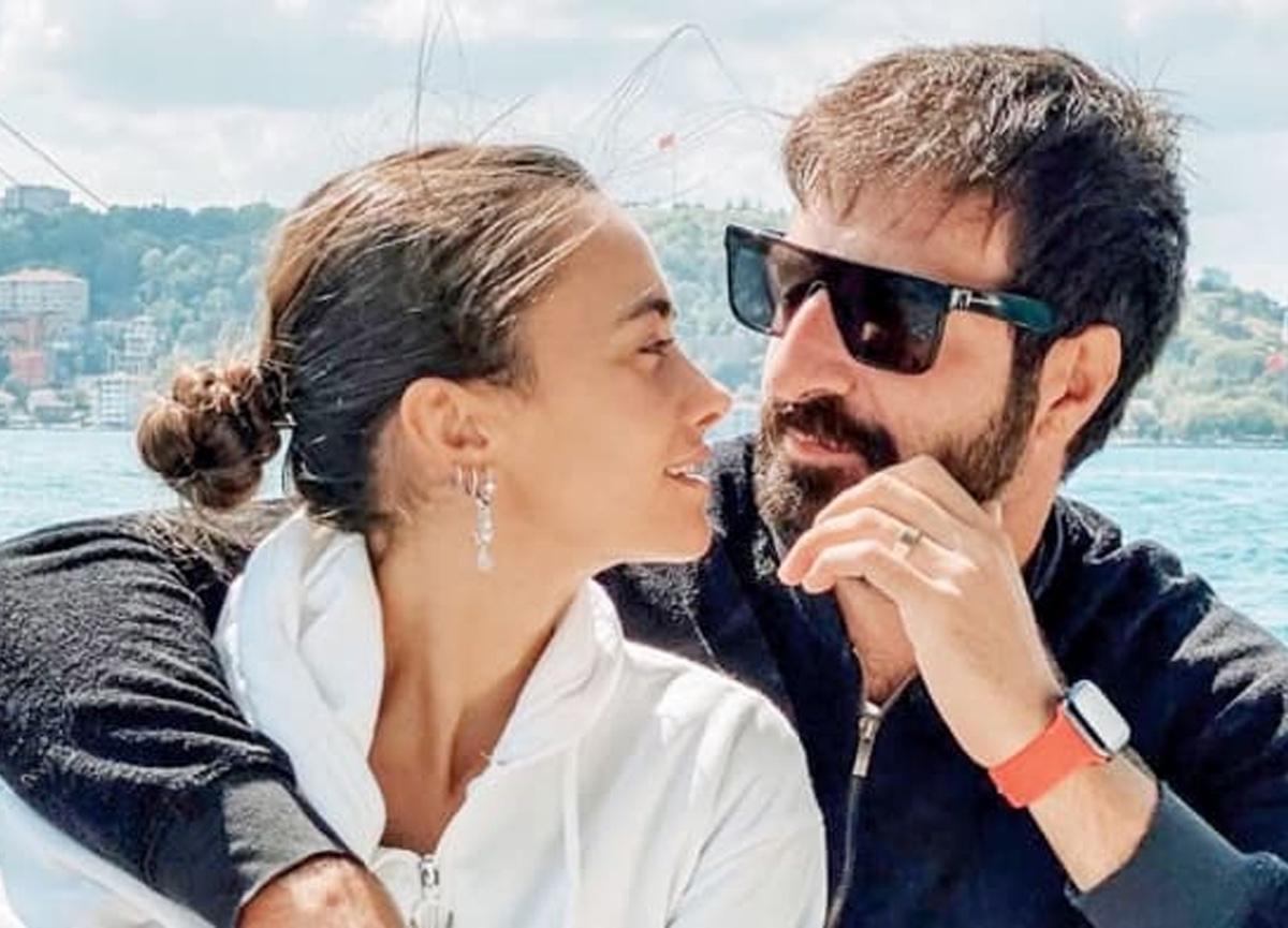 İsmail Demirci ve Hande Soral aşka geldi!
