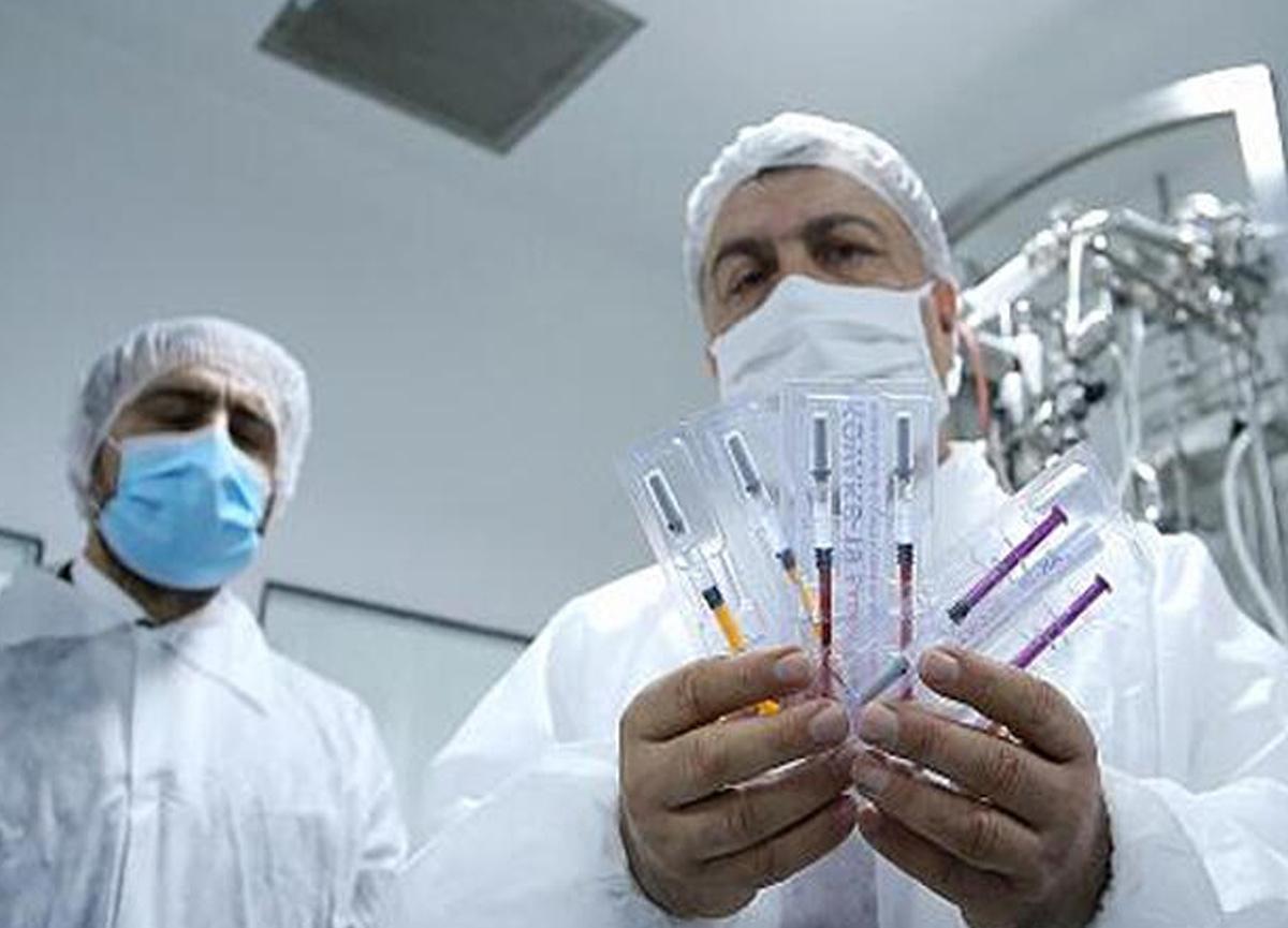 Sağlık Bakanlığı açıkladı! Koronavirüs aşısında üretime geçildi
