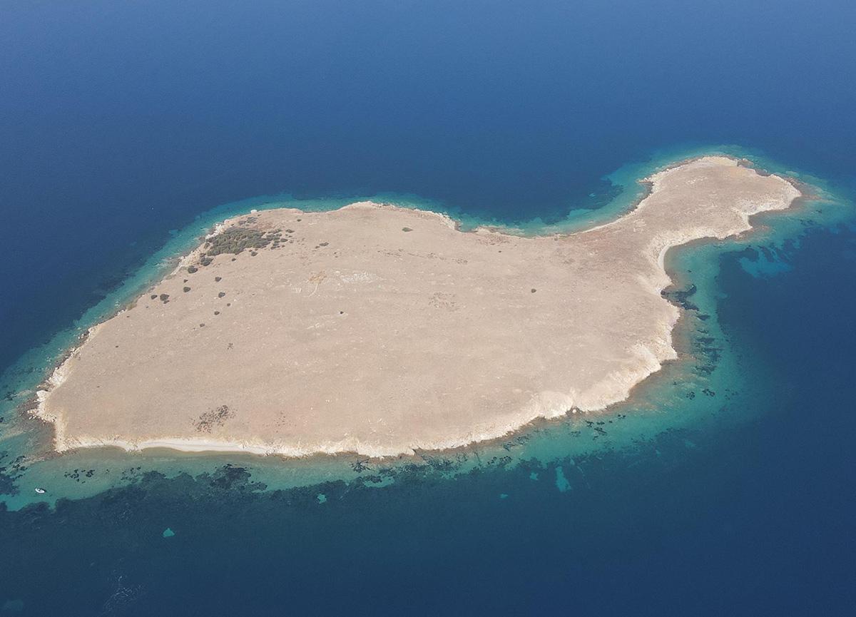 Ayvalık'taki Kız Adası da 'kesin korunacak hassas alan' ilan edildi