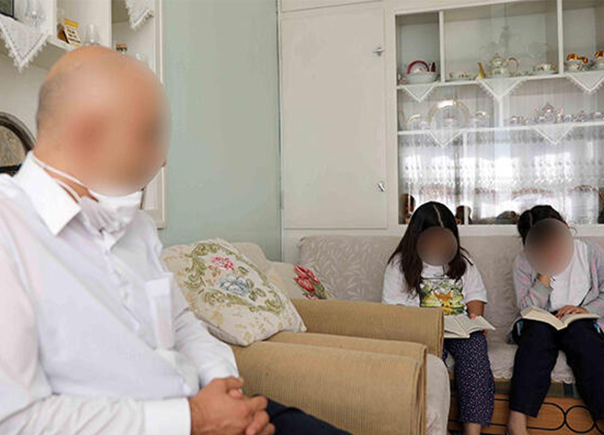 Acılı baba konuştu: 'Çocuklarımı, dayıları taciz etti! Sokağa çıkamıyorlar'