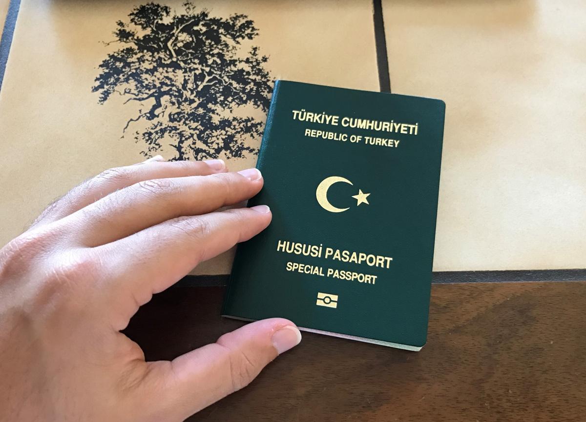 Pasaportlarda önemli değişiklik! Resmi Gazete'de yayımlandı...