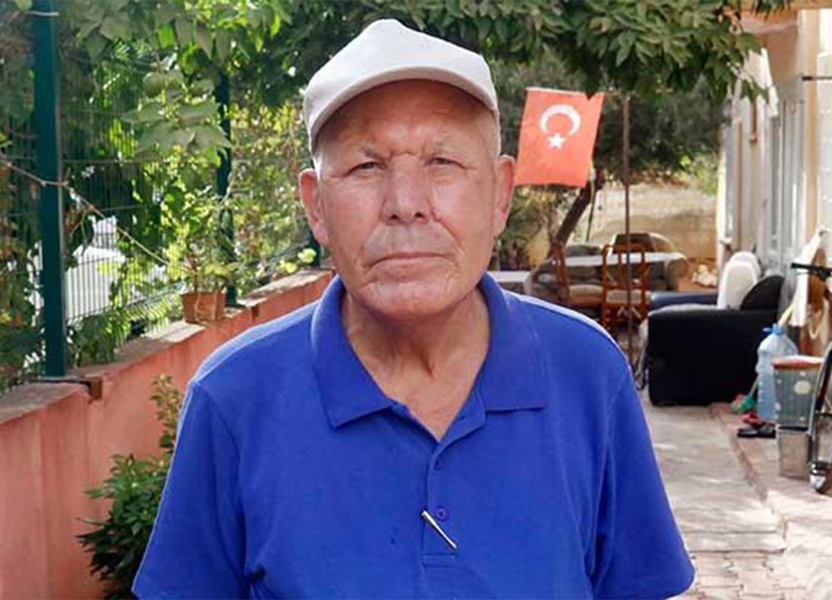 Antalya'da şok! Pazarda emekli maaşını çaldırdı!