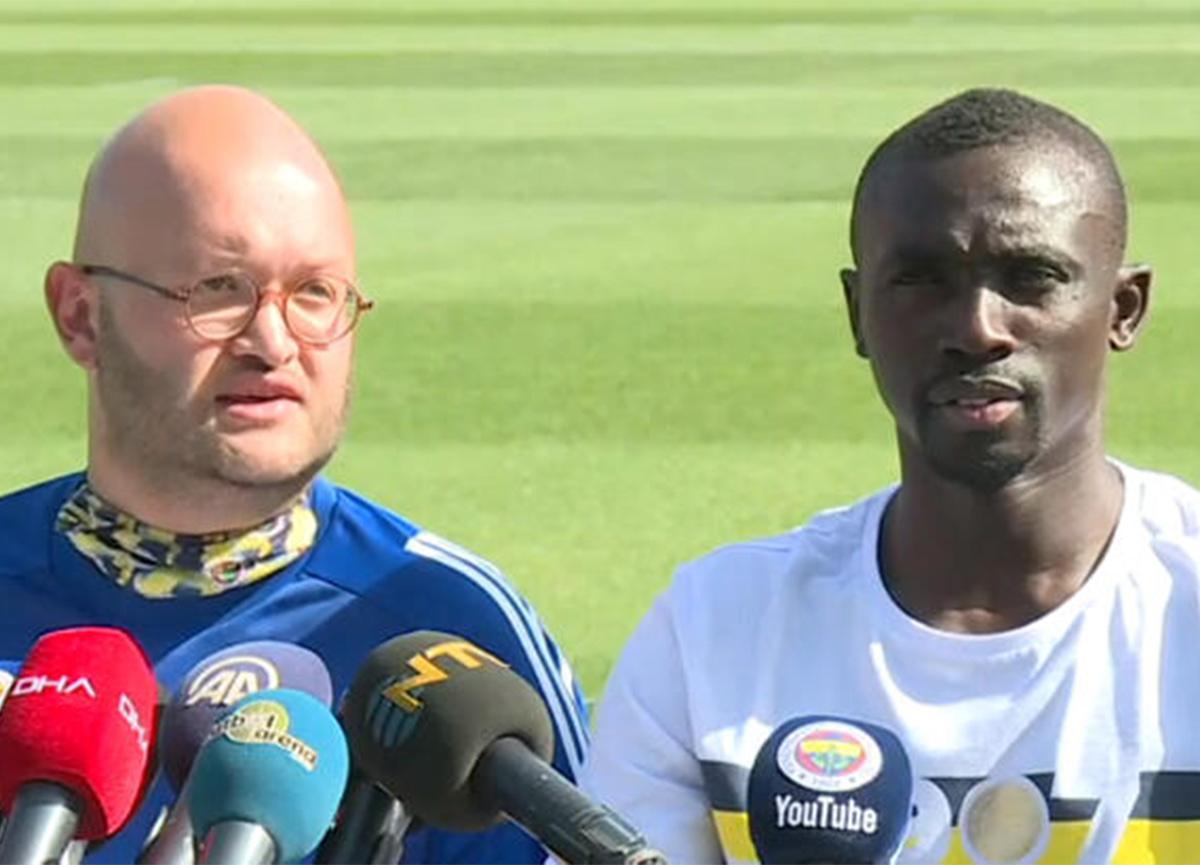Fenerbahçe'nin yeni transferi Papiss Cisse'den samimi açıklamalar