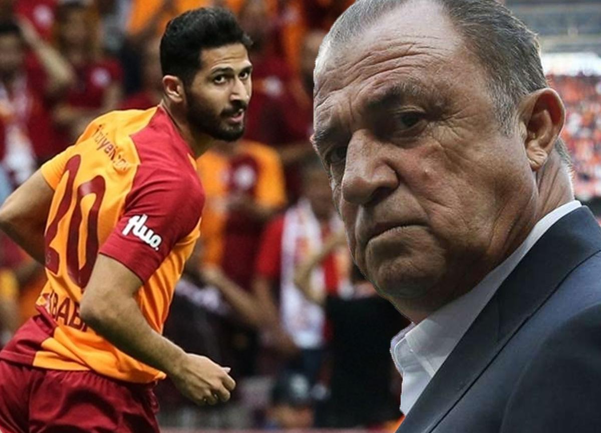 Galatasaray'da Fatih Terim'den Emre Akbaba kararı!