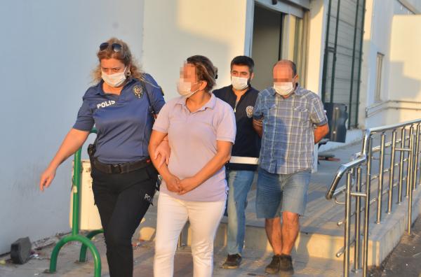 Adana'daki swinger şebekesi yakalandı! Çocuklarını odaya kilitleyip fuhuş yapıyorlarmış...