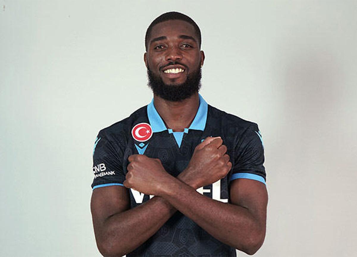 Trabzonspor'dan Tavares'in lisansı için FIFA'ya başvuru