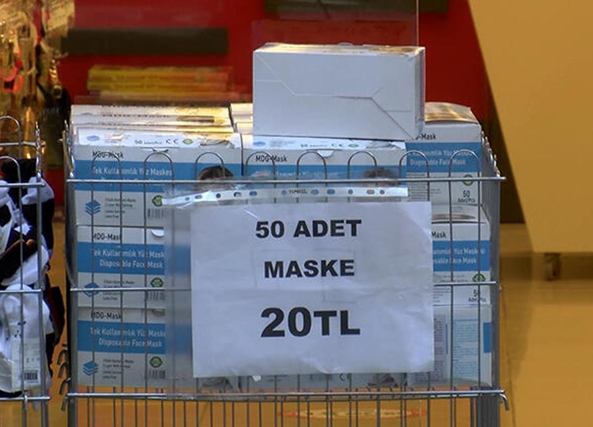 Uzmanlardan kritik maske uyarısı! 'Merdiven altı' satışa dikkat...