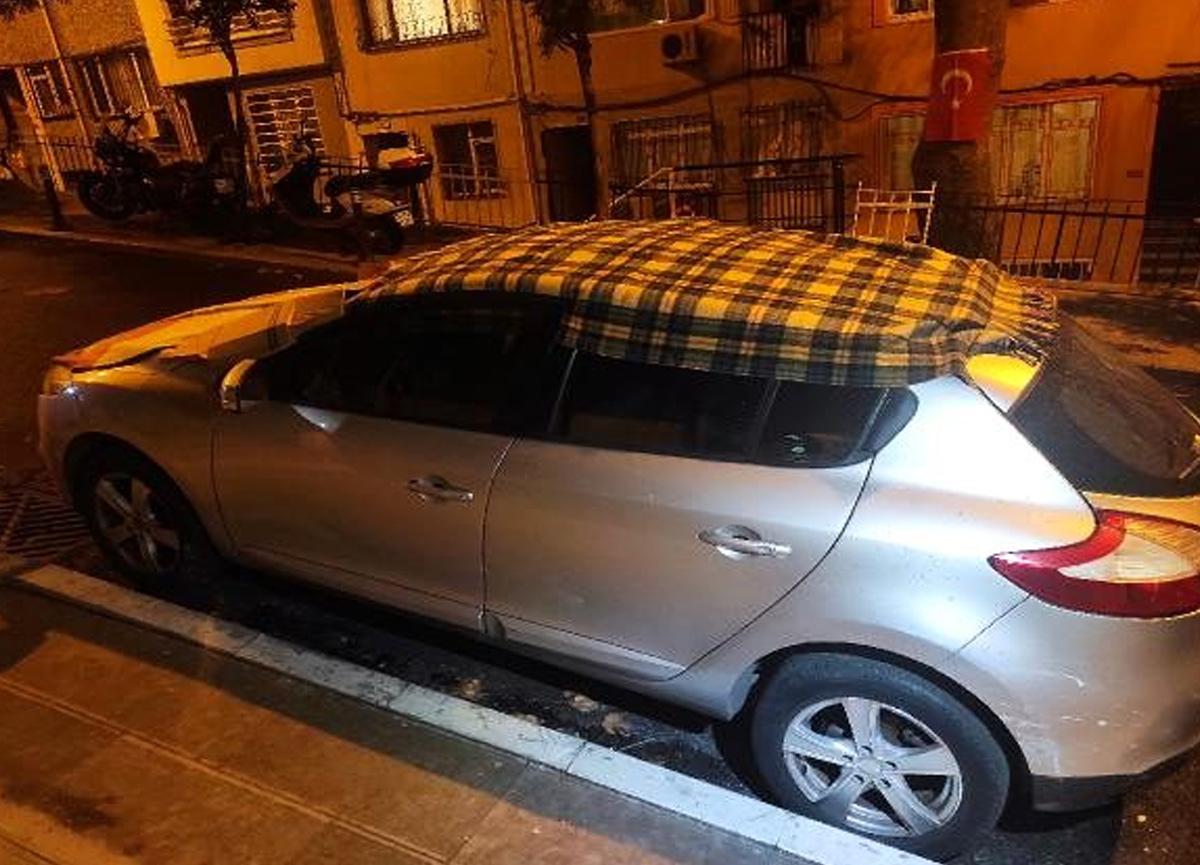İstanbul'da dolu uyarısı sonrası araç sahipleri harekete geçti