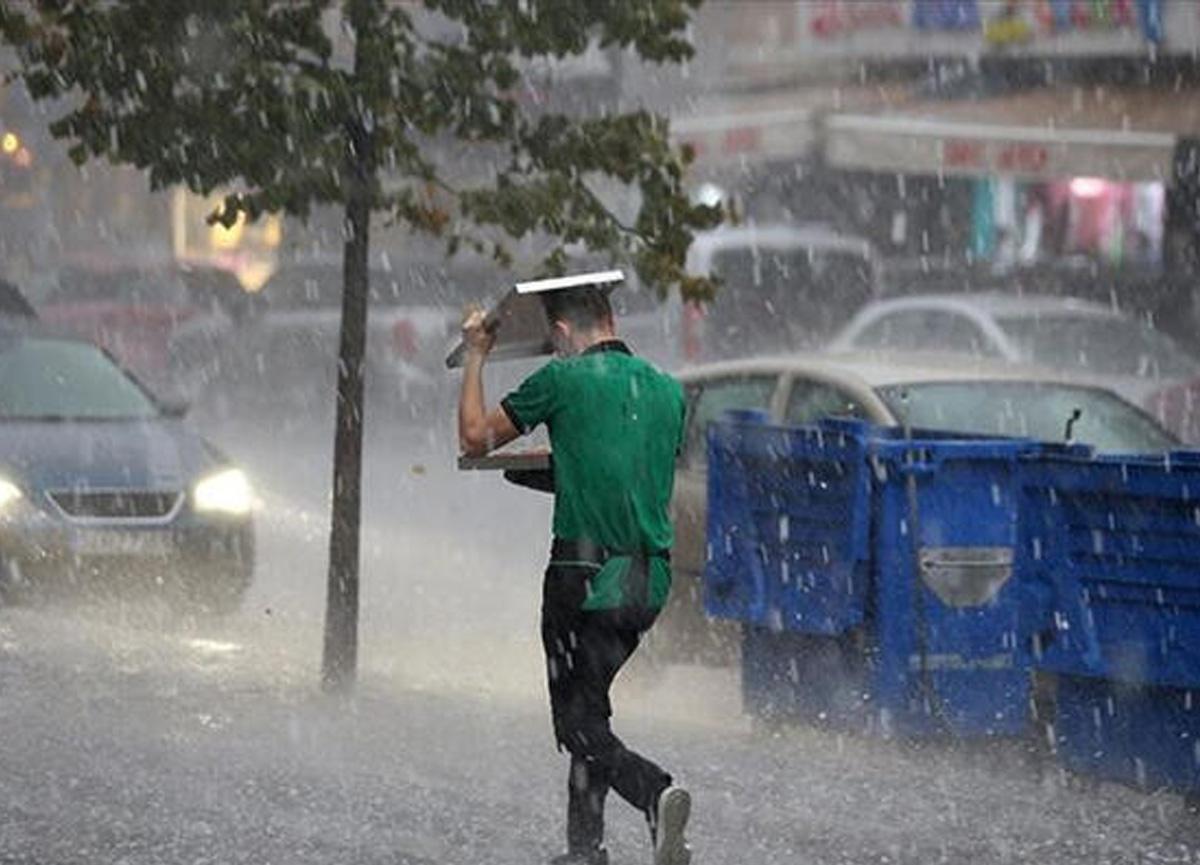 Marmara Bölgesi'nde sağanak yağışın çok kuvvetli olması bekleniyor