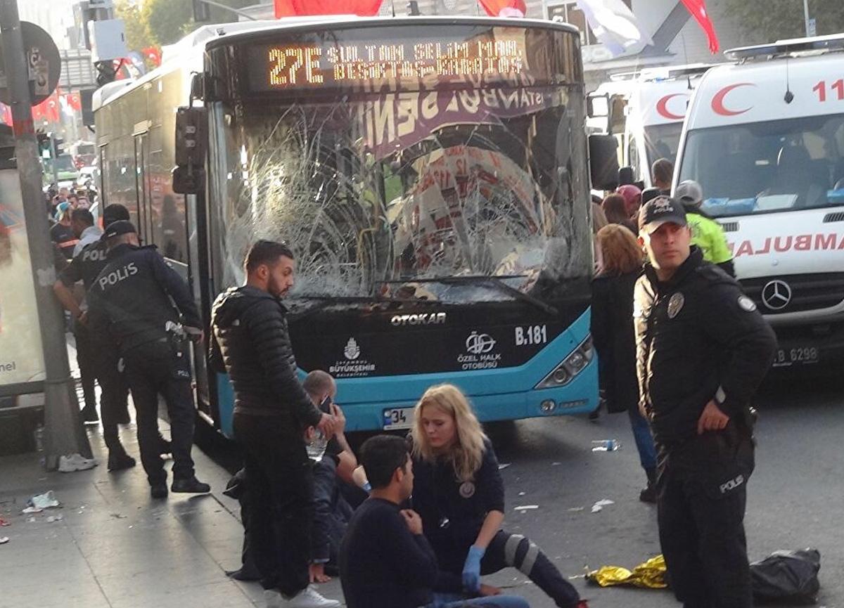 Otobüs durağına dalıp 1 kişiyi öldürüp 14 kişiyi yaralamıştı: 'Kaçın kaçın, yetiş ya Muhammed' diye bağırdım