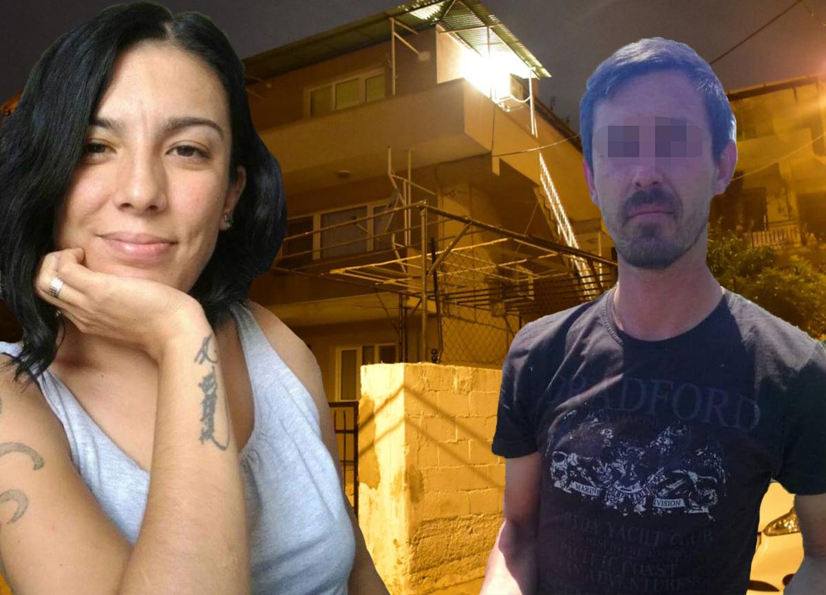İzmir'de yaşayan Bihter Yalçınsoy, kocası tarafından boşanacakları gün öldürüldü
