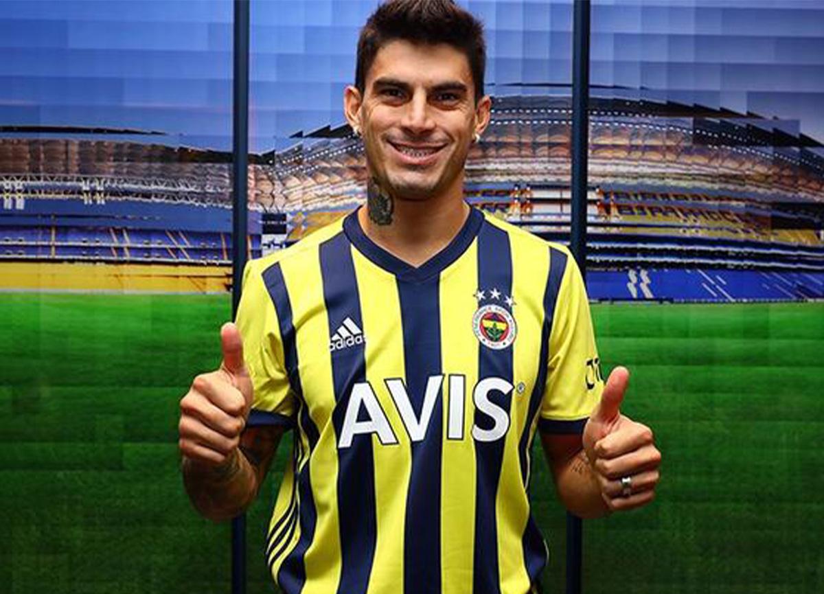 Fenerbahçe'nin yeni transferi Diego Perotti'den sakatlık açıklaması