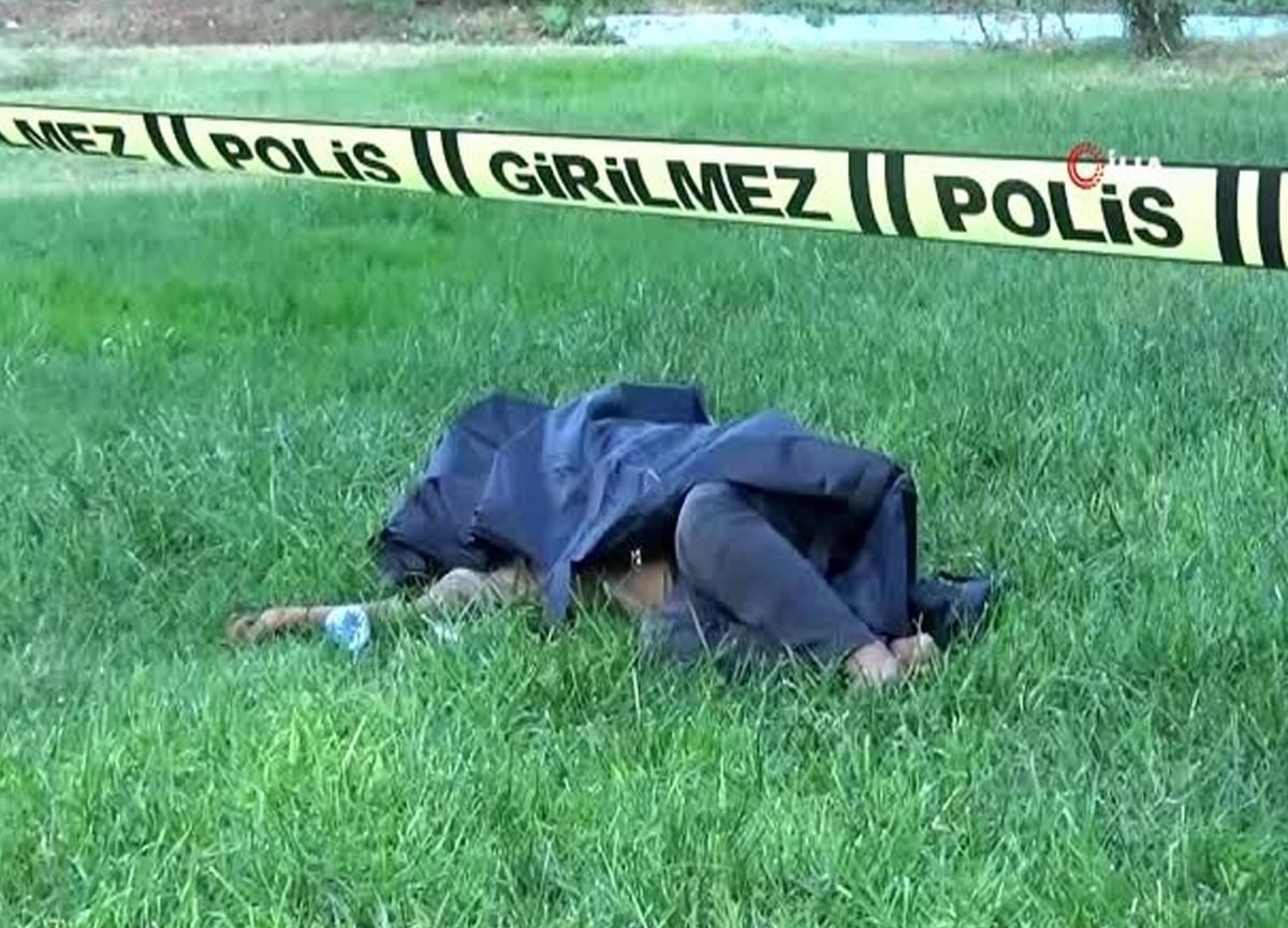 Diyarbakır'daki parkta erkek cesedi bulundu