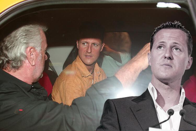 7 yıldır komada olan Schumacher için şok iddia! 'Her türlü hileyi kullanan iğrenç Alman!'