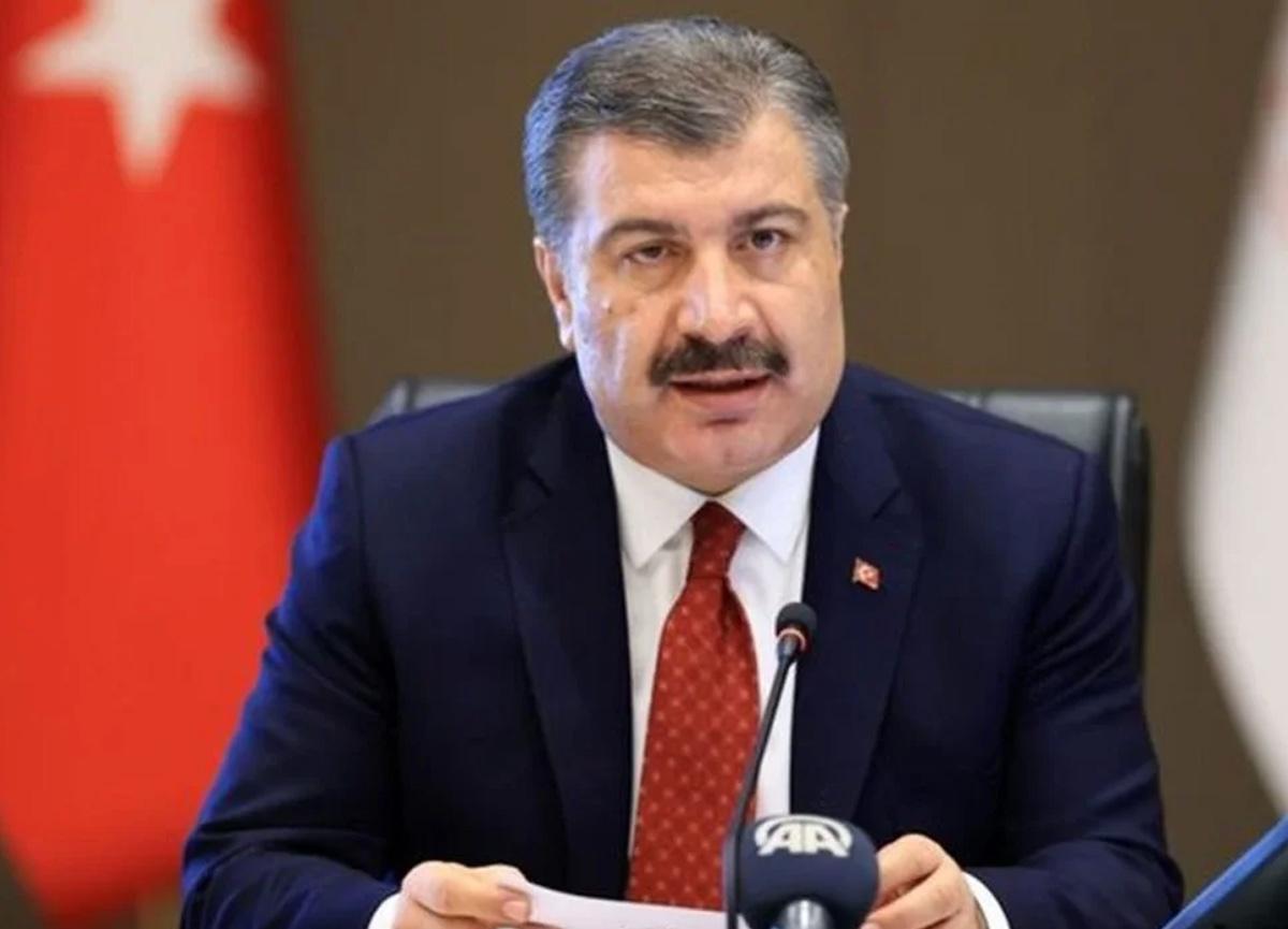 Sağlık Bakanı Fahrettin Koca son dakika açıklamasında bulundu
