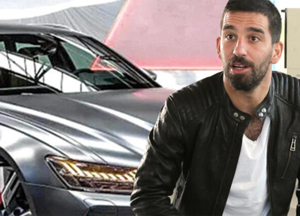 9 yıl sonra Galatasaray'a dönen Arda Turan'dan kendine 4 milyonluk hediye!