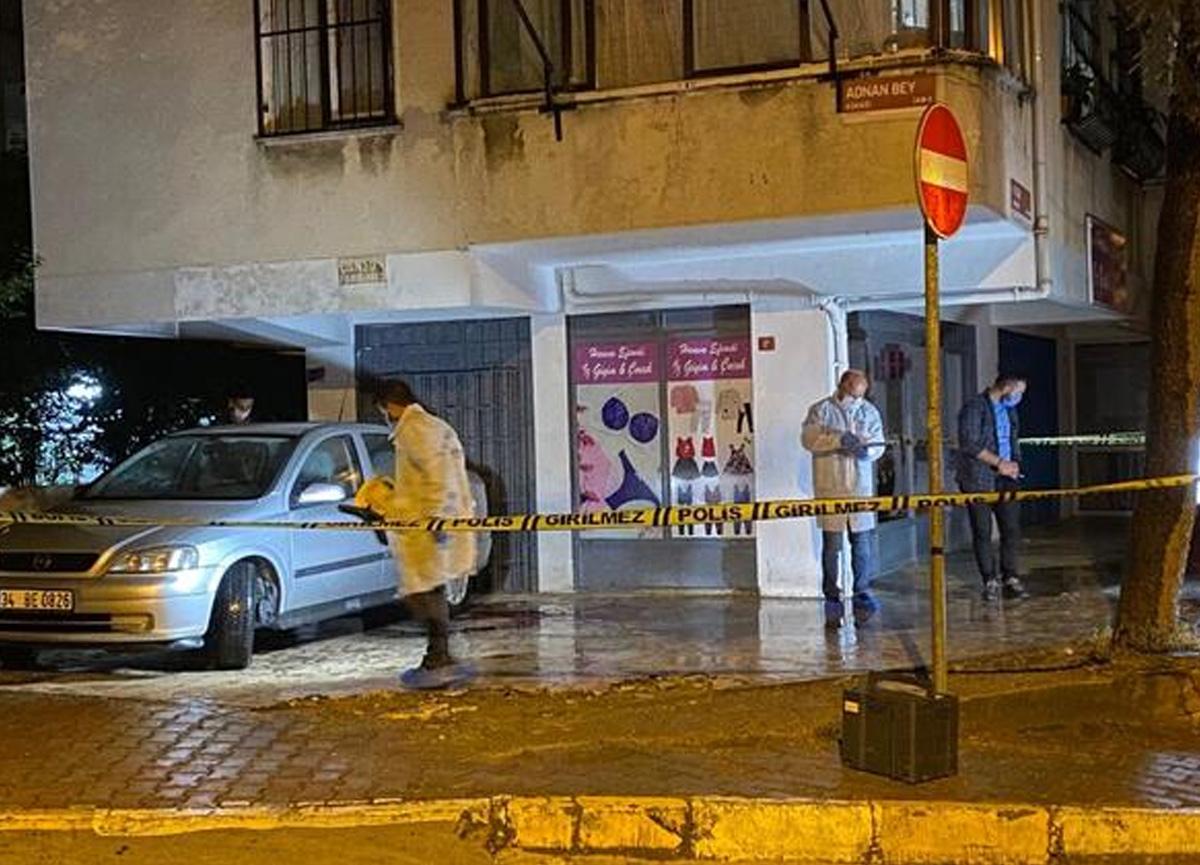 Eşini işten alıp eve gelmişti... Maltepe'de kanlı infaz! Çığlık seslerini duyan dışarı koştu
