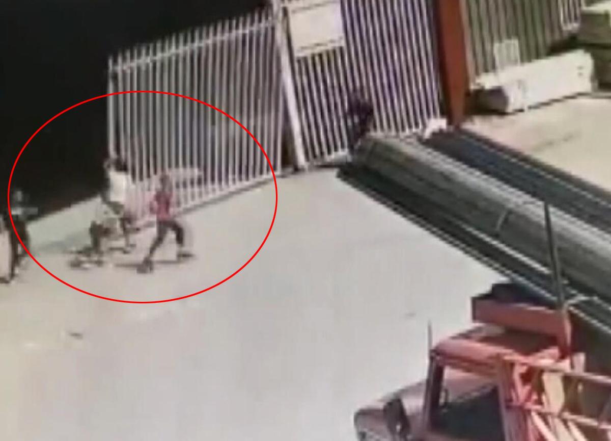 Ankara'da korkunç kaza! 2 çocuk ölümden mucize eseri kurtuldu...