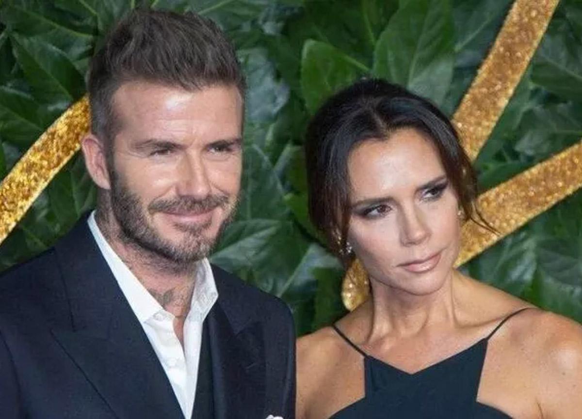 David Beckham'dan eşi Victoria Beckham'a yasak!