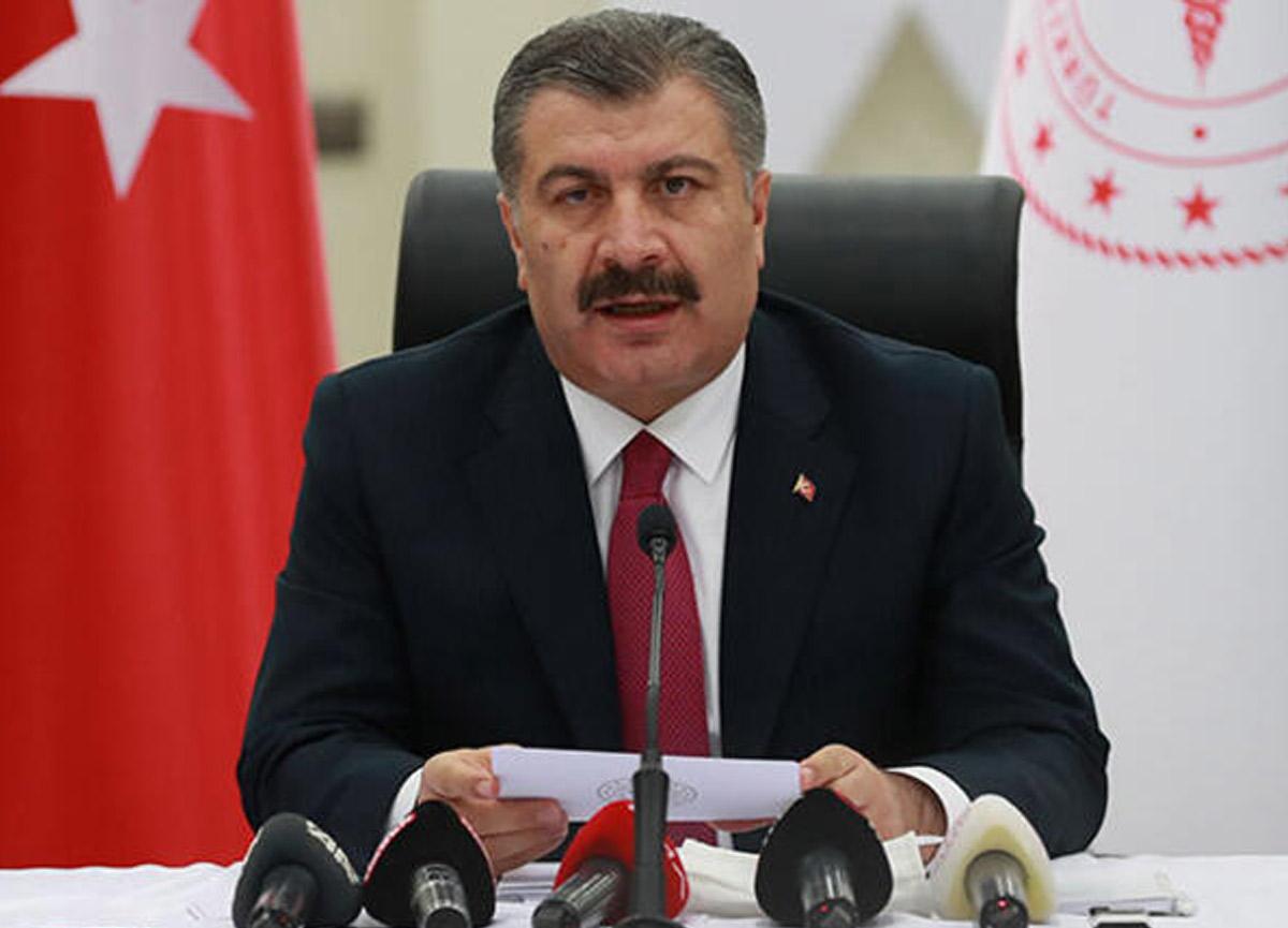 Sağlık Bakanı Fahrettin Koca o iddialara yanıt verdi! 'Bütün Türkiye'ye sesleniyorum'