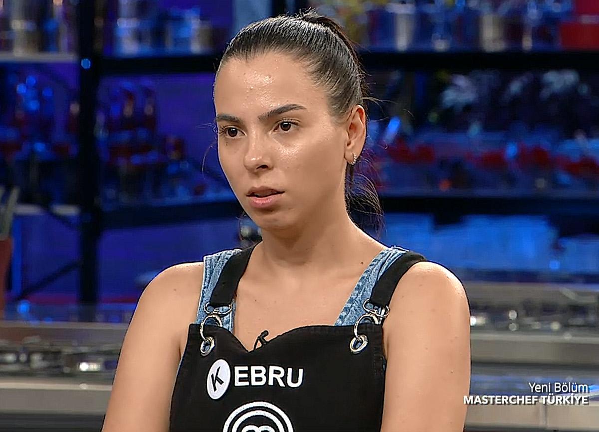 MasterChef Ebru kimdir? Haftanın 6. eleme adayı MasterChef 2020 yarışmacısı Ebru Has nereli, kaç yaşında?