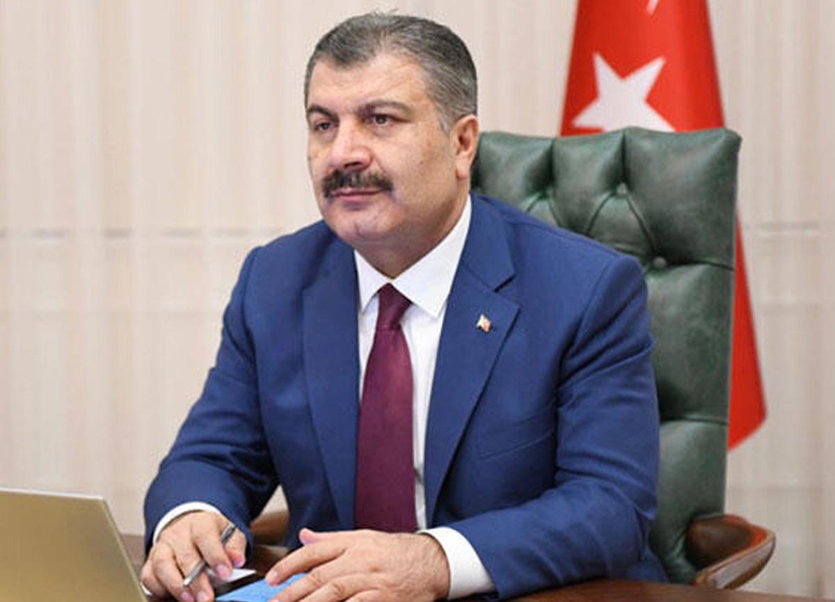 Bakan Koca açıkladı! Türkiye son 24 saatte koronavirüs yüzünden 59 kişi yaşamını yitirdi
