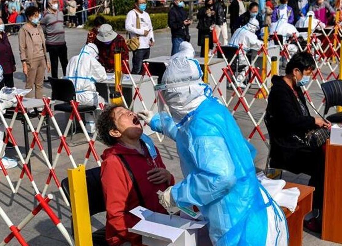 Çin'in doğusundaki Qingdao kentinde yeni tip koronavirüs salgınında 12 yeni vaka tespit edildi