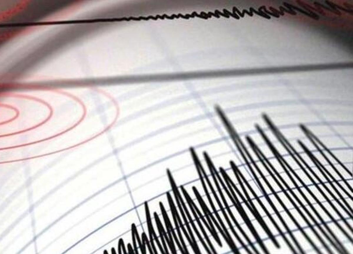 Ege Denizi'nde 5 büyüklüğünde deprem meydana geldi