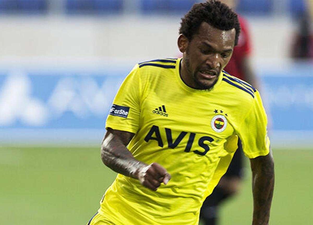 Fenerbahçe'den ayrılan Jailson'ın transferi gerçekleşti!