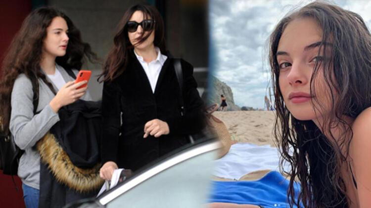 Monica Bellucci, yerini yavaş yavaş kızına bırakmaya hazırlanıyor