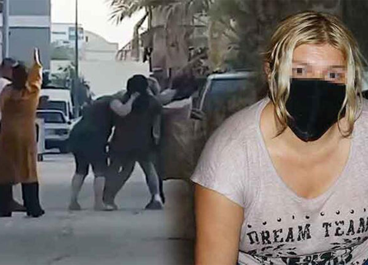 Antalya'da 4 kadın, 1 kadını tekme tokat dövdü!