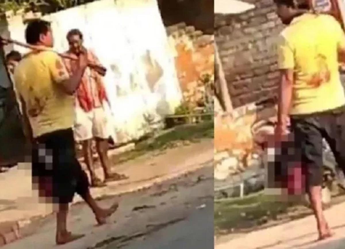 Hindistan'da kıskançlık ölüm getirdi! 'Beni komşumla aldatıyor' deyip karısının kafasını kesti