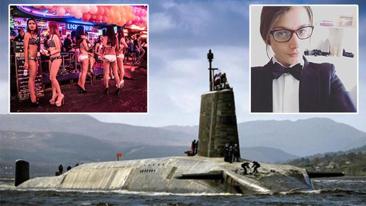 Donanma çalkalanıyor! Nükleer denizaltında büyük skandal