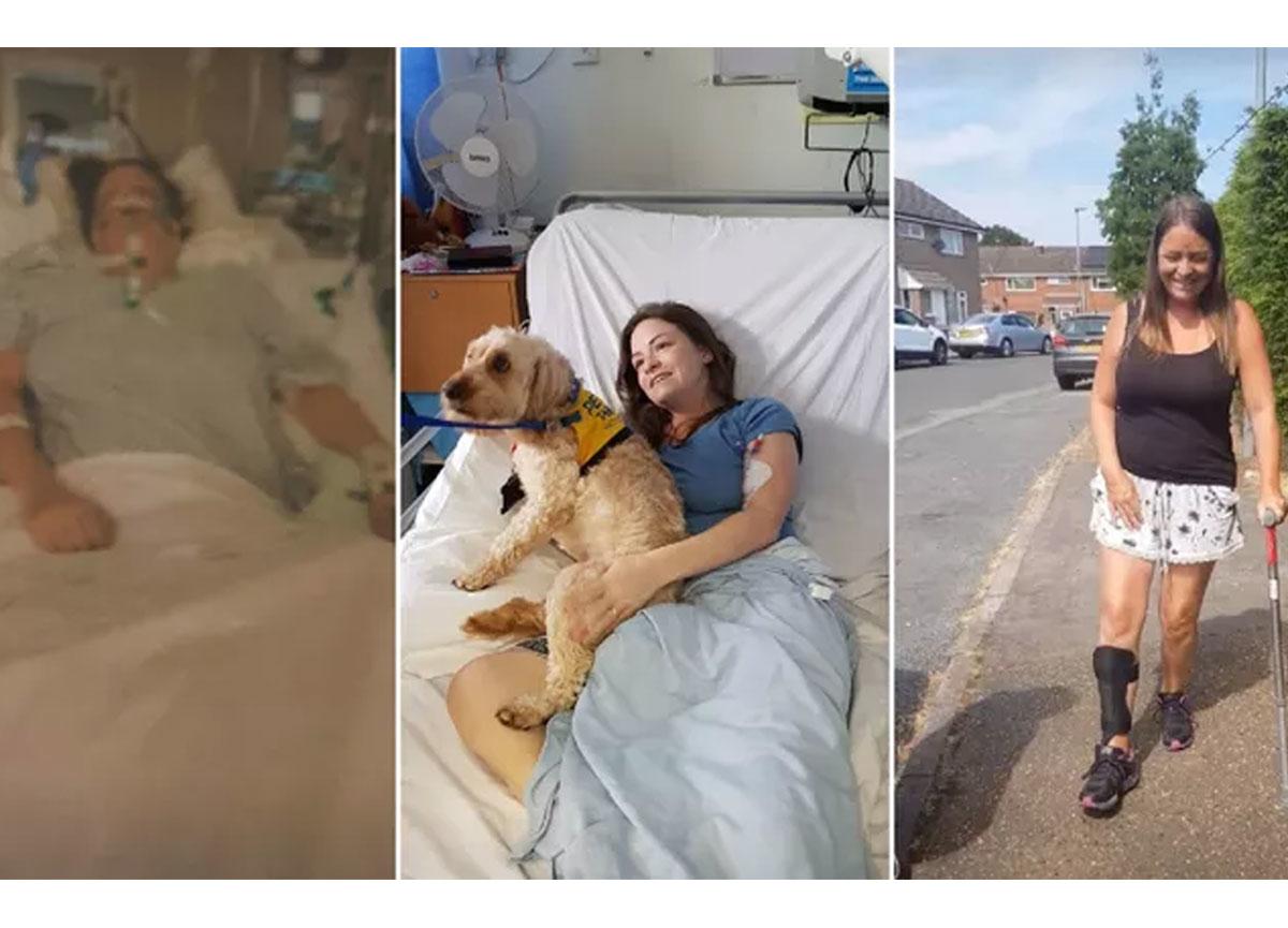 Felç geçirerek komaya giren kadın 1998 yılında uyandı: 20 yılı silindi