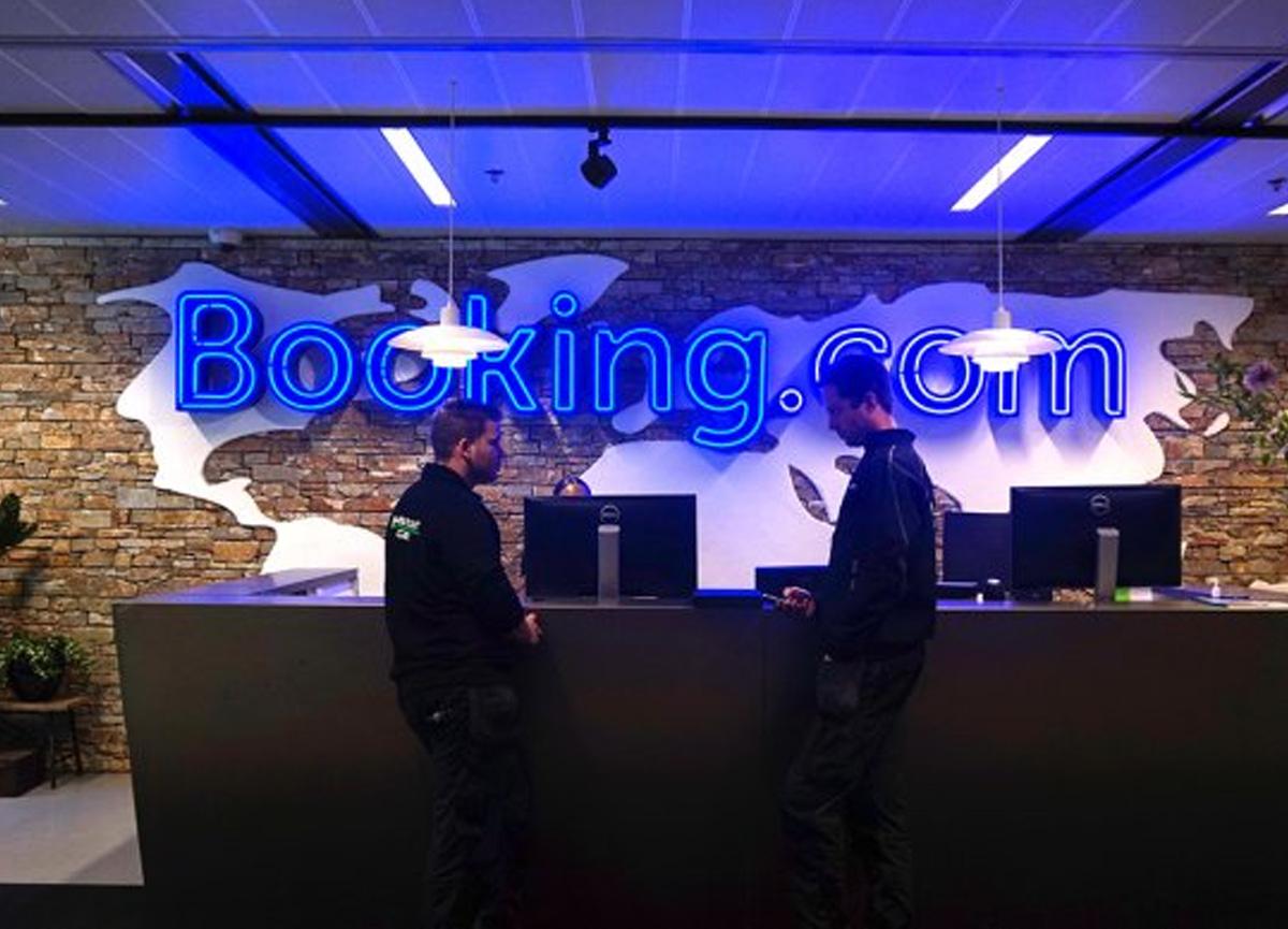 Konaklama rezervasyonları devi Booking, Türkiye'ye geri dönüyor