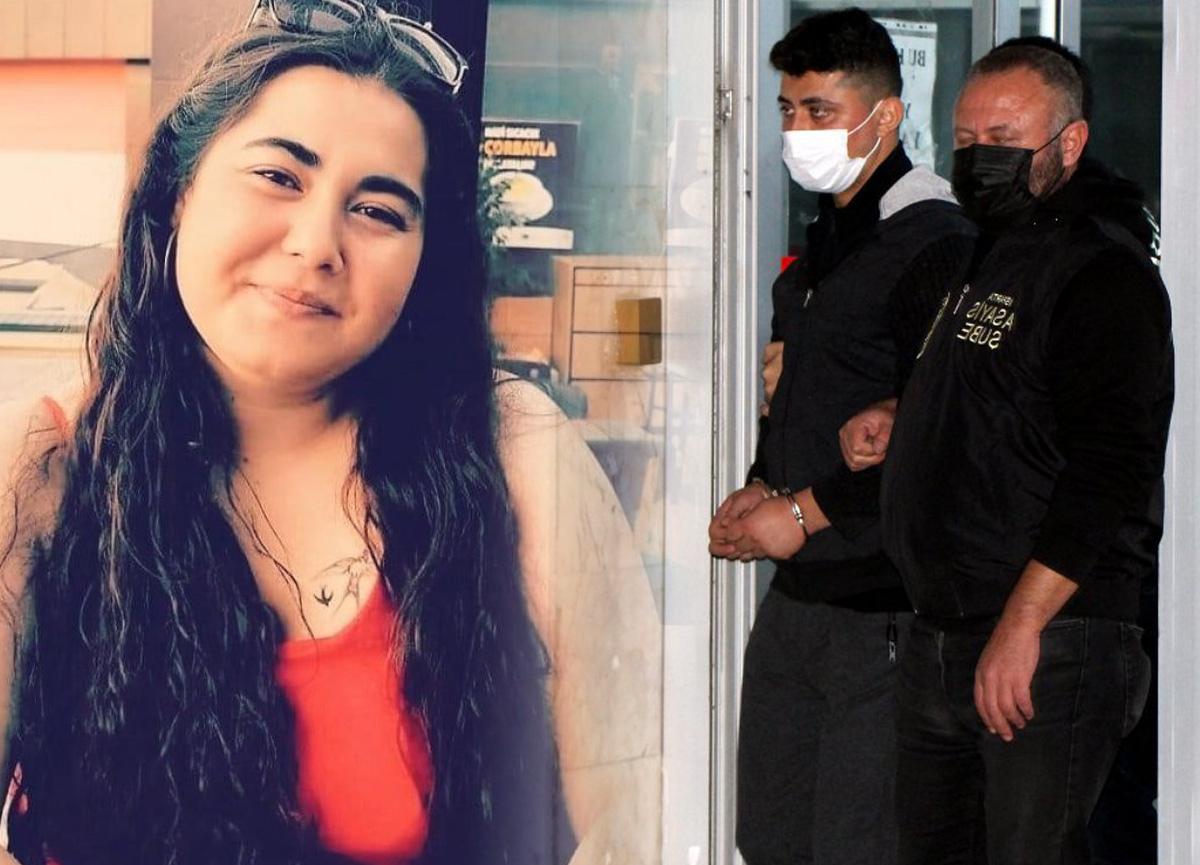 Isparta'da önceki gün ölü bulunan Gamze Esgicioğlu'nun katili cinayeti  itiraf etti