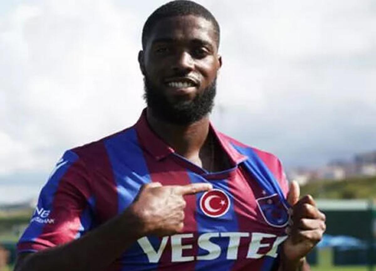 Trabzonspor'da Semedo'nun lisansı çıktı!