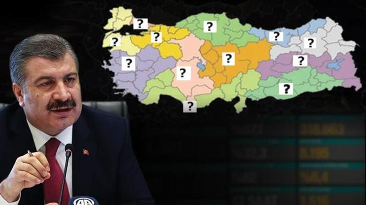 Sağlık Bakanı Fahrettin Koca 'Yüzde 50 artış var' diyerek duyurdu! İşte alarm veren şehirler...