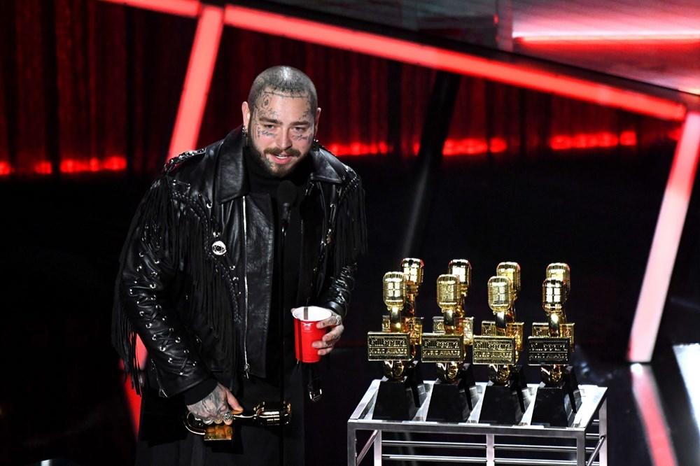2020 Billboard Müzik Ödülleri sahiplerini buldu! 'Oy ver' damgası