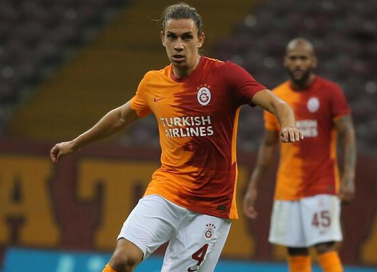Galatasaray'a Taylan Antalyalı, Etebo ve Saracchi'den güzel haber
