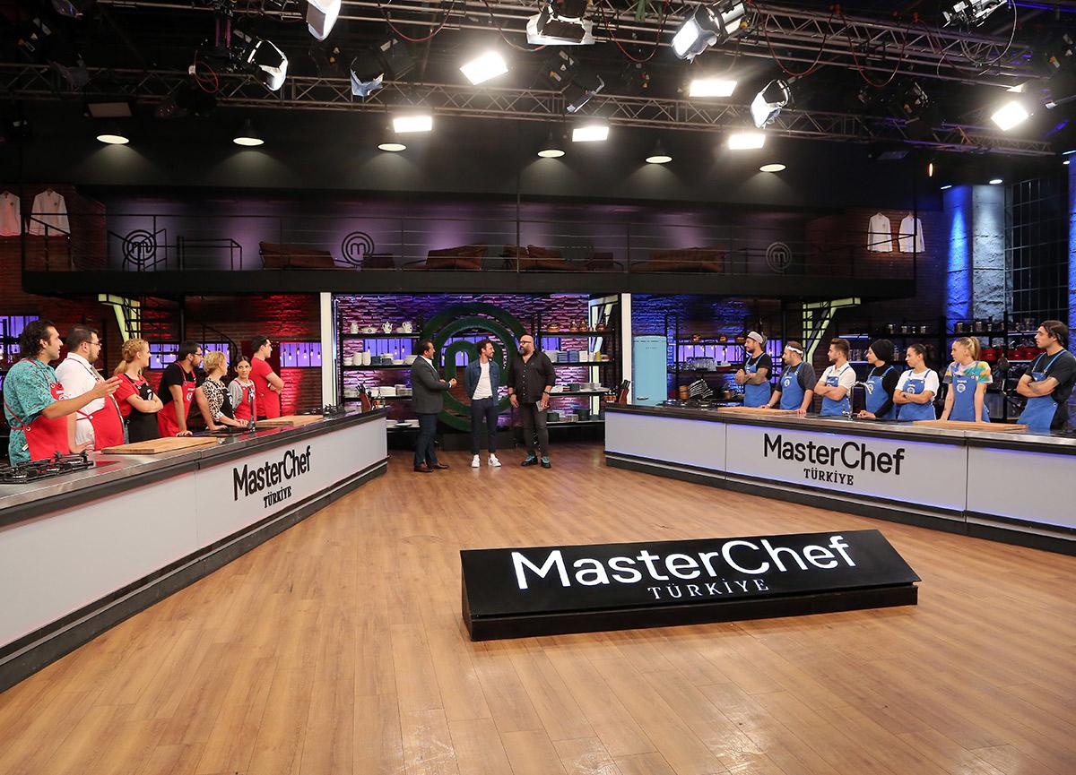 MasterChef'te kim kazandı? 15 Ekim MasterChef Türkiye 2020'de 2. dokunulmazlık oyununu hangi takım kazandı?
