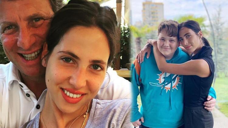Kaya Çilingiroğlu, sosyal medya hesabından çocuklarının fotoğrafını paylaştı