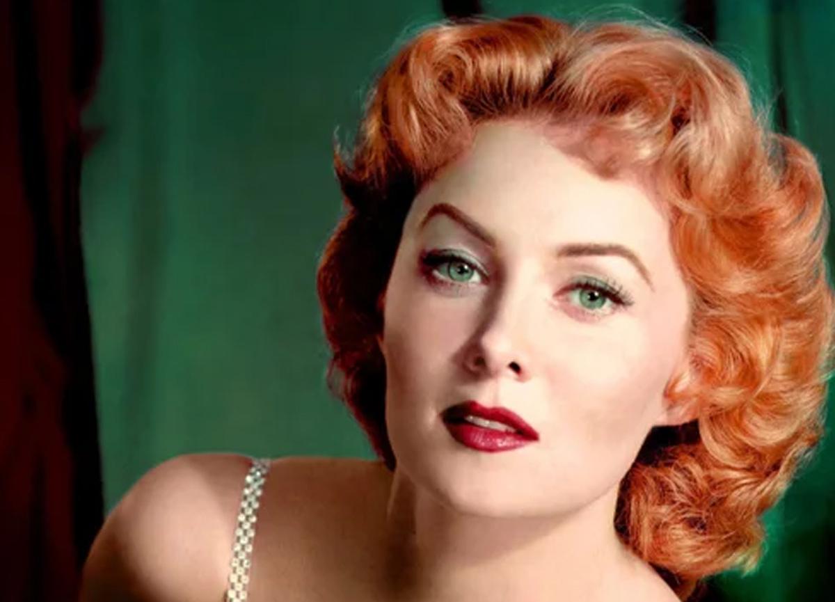 Hollywood'un ünlü yıldızı Rhonda Fleming, hayatını kaybetti