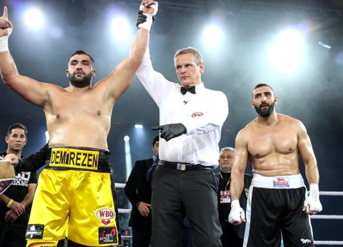 Ali Eren Berlin'de şampiyonluk maçına çıkıyor