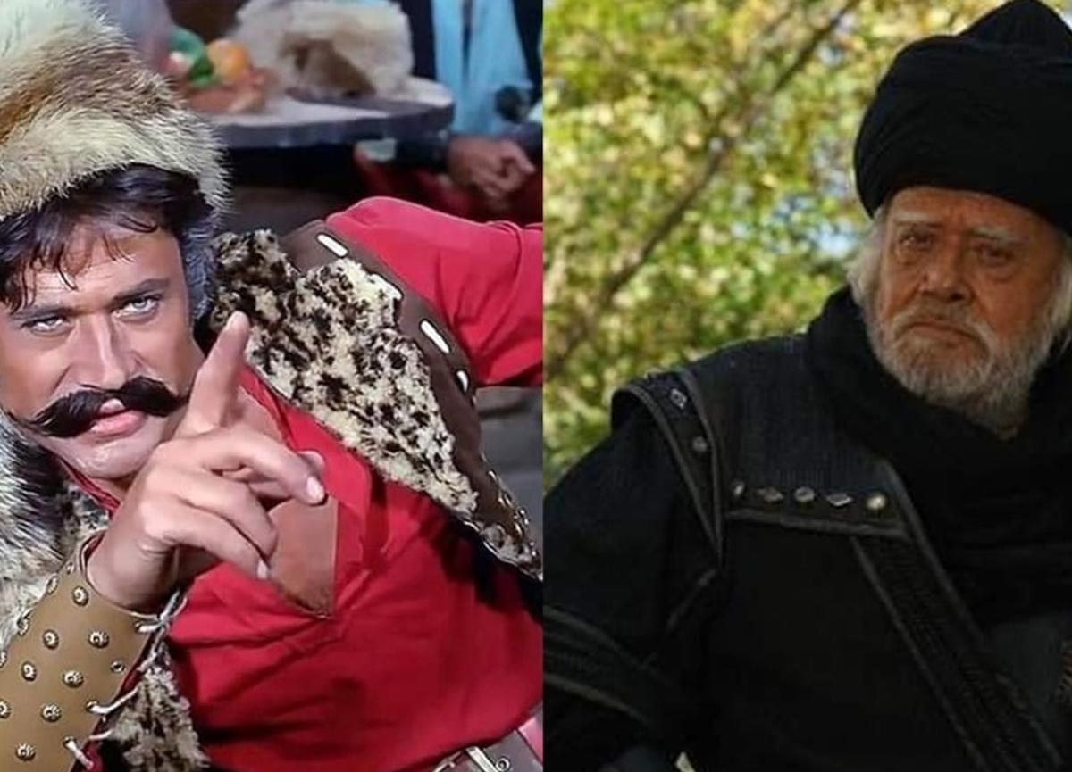Kuruluş Osman dizisiyle ekranlara dönen usta oyuncu Cüneyt Arkın sosyal medyadaki yeni akıma uydu